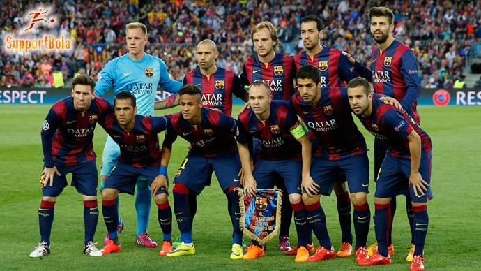 5 Faktor Kunci Kemenangan Barcelona di El Clasico