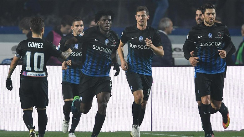 Atalanta Yang Sedang On Fire Siap Menantang Juventus