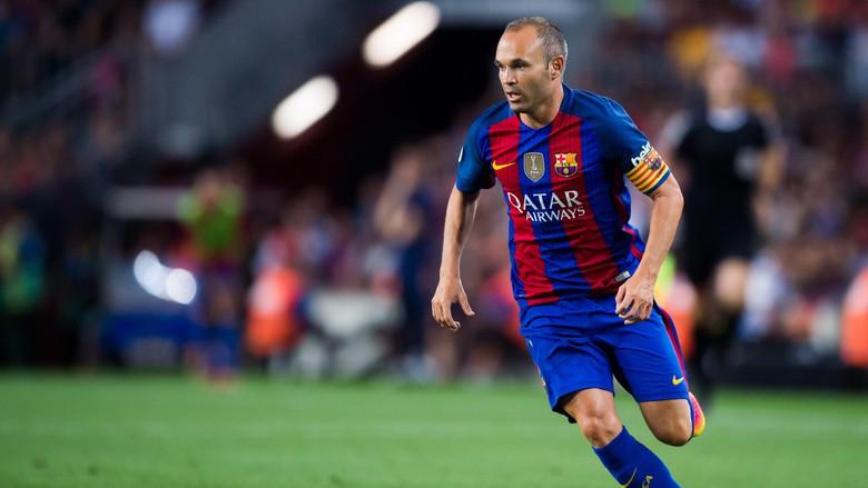Barcelona Menantikan Kembalinya Iniesta Di Laga El Clasico