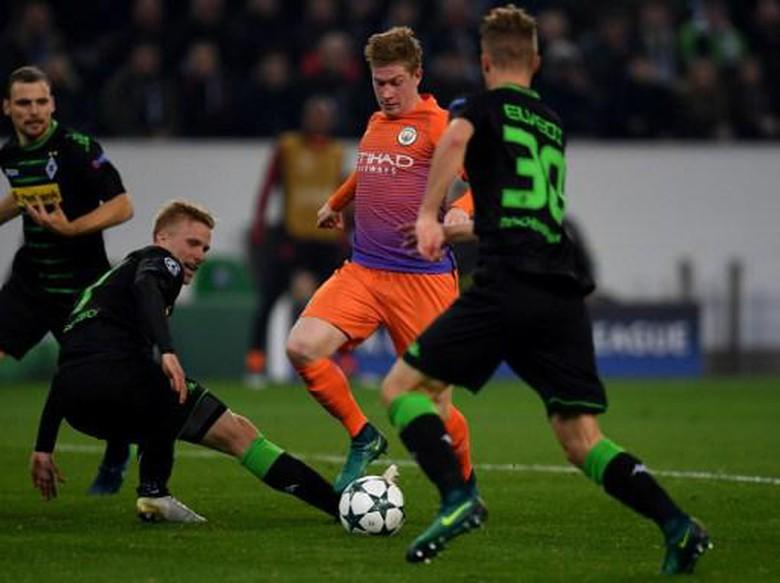 Hazard Mengharapkan De Bruyne Jalani Hari Buruk Saat Hadapi Chelsea