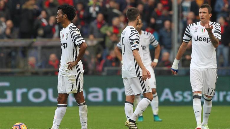 Kekalahan Dari Genoa Menjadi Peringatan Bagi Juventus
