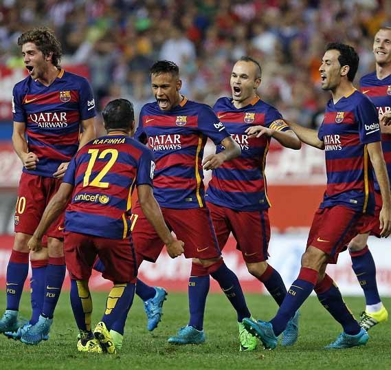 Data Dan Fakta Laga La Liga : Real Sociedad VS Barcelona