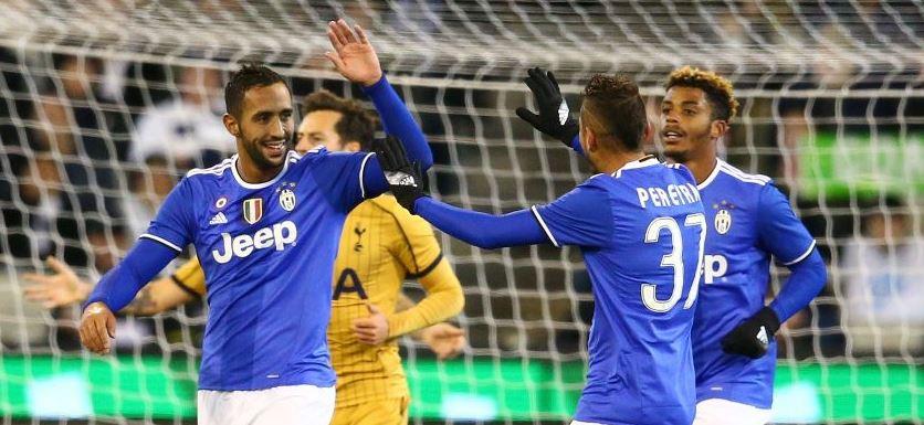 Di Liga Italia Hanya Juve Yang Mempunyai Mental Tangguh