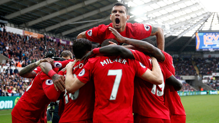 Prediksi TGL 26 November 2016 Liverpool VS Sunderland