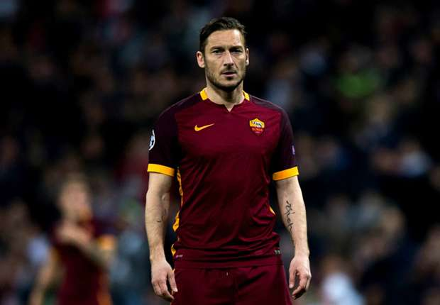 Totti : Kali ini Roma Masih Kalah Gigih Dari Juventus
