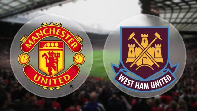 Prediksi Manchester United VS West Ham United TGL 27/11/2016