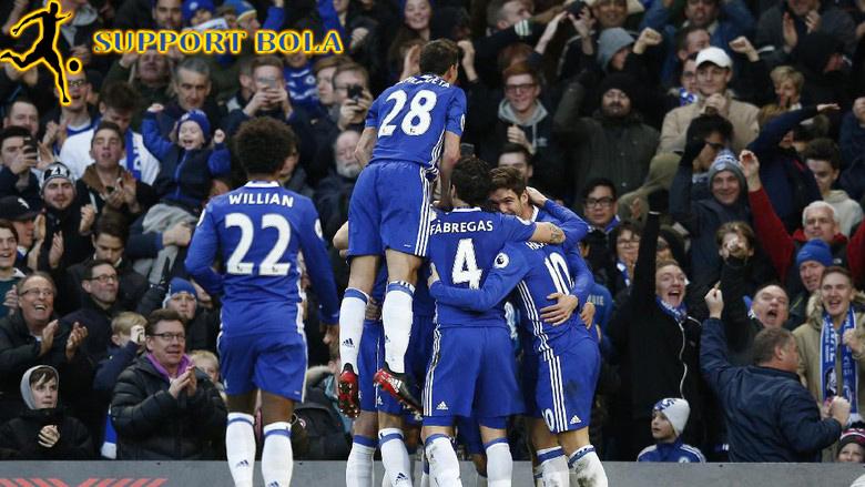 Dua Gol Pedro Bawa Chelsea Atasi Bournemouth 3-0