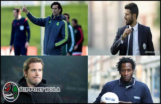 6 Pelatih Sepakbola Tim Junior yang Berasal dari Mantan Pemain Berkelas