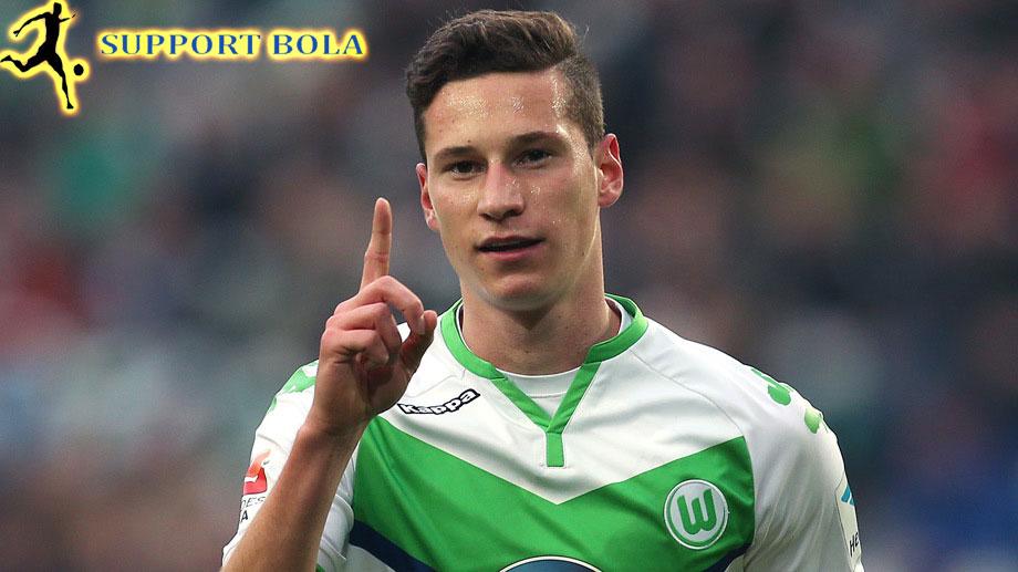 RESMI!!! Wolfsburg Lepaskan Draxler Ke PSG