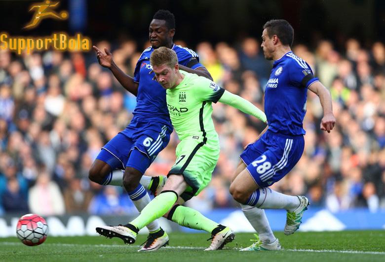 Conte : Sayang Kevin De Bruyne Tidak Bermain Di Chelsea
