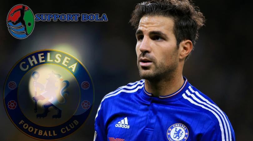 Conte Tidak Bisa Menjamin Cesc Fabregas Akan Bertahan di Chelsea
