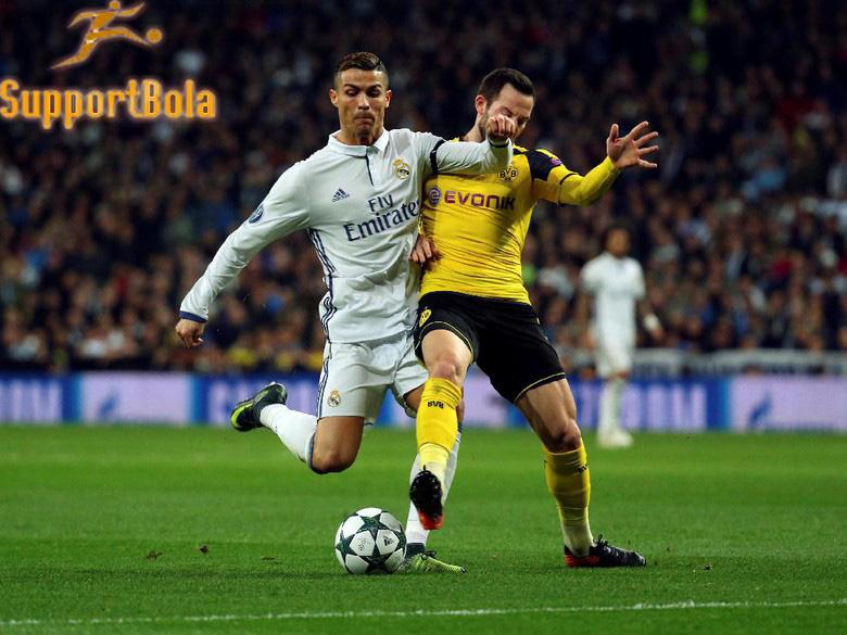 Ditahan Imbang Dortmund 2-2, Madrid Harus Gagal Juara Grup