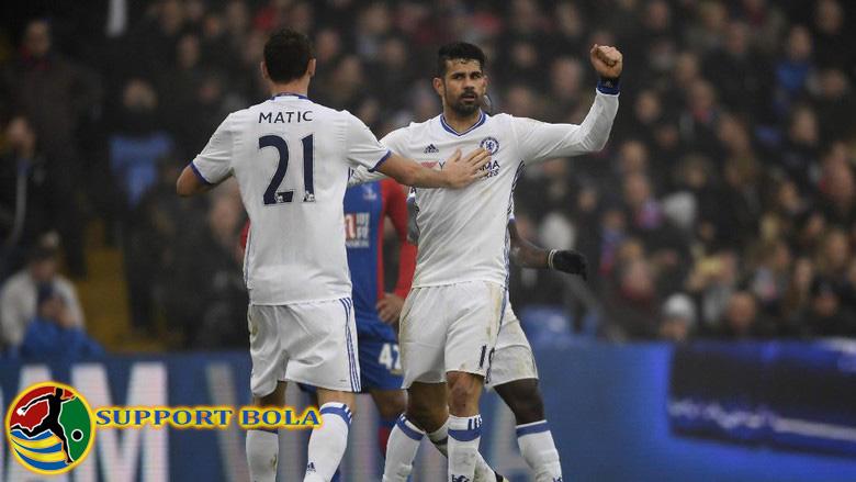 Gol Tunggal Costa Kuatkan Posisi Chelsea Di Puncak Klasemen