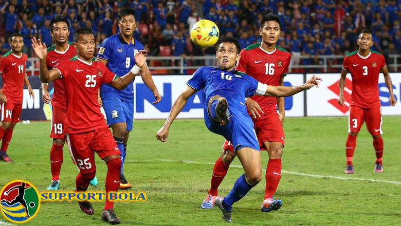 Indonesia Gagal Juara, Thailand Kembali Jadi Mimpi Buruk Bagi Indonesia
