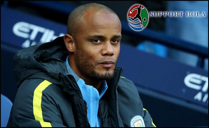 Kontrak Vincent Kompany Belum Habis, Guardiola Ingin Sang Kapten Segera Kembali