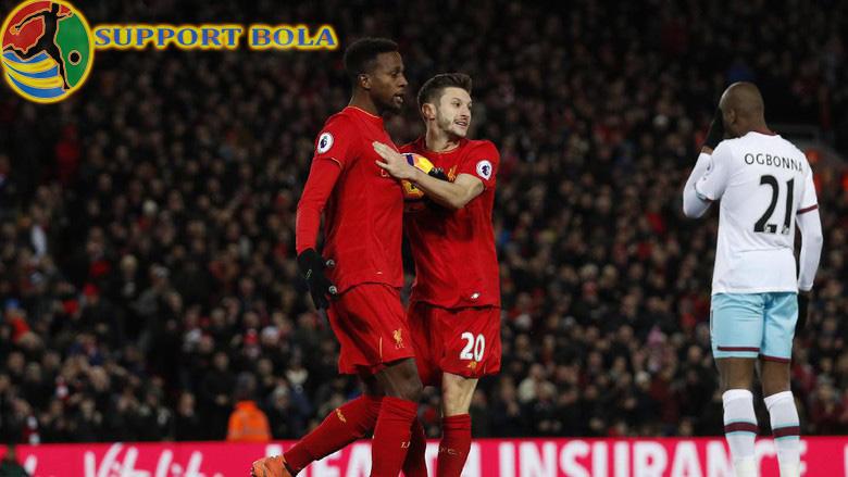 Liverpool Ditahan Imbang West Ham 2-2 Di Kandang