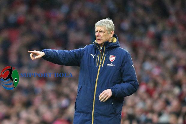 Manajer Arsenal, Arsene Wenger Di perpanjang kontraknya Dua Tahun