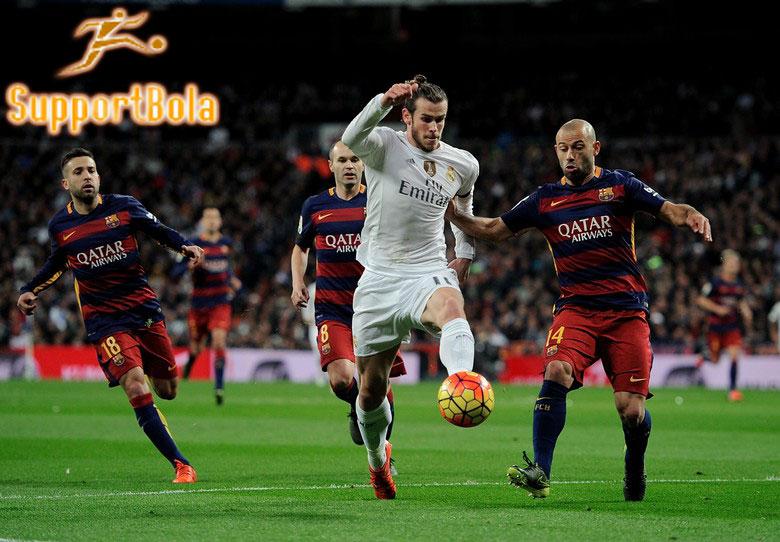 Mascherano : Absennya Gareth Bale Tidak Akan Pengaruhi El Real