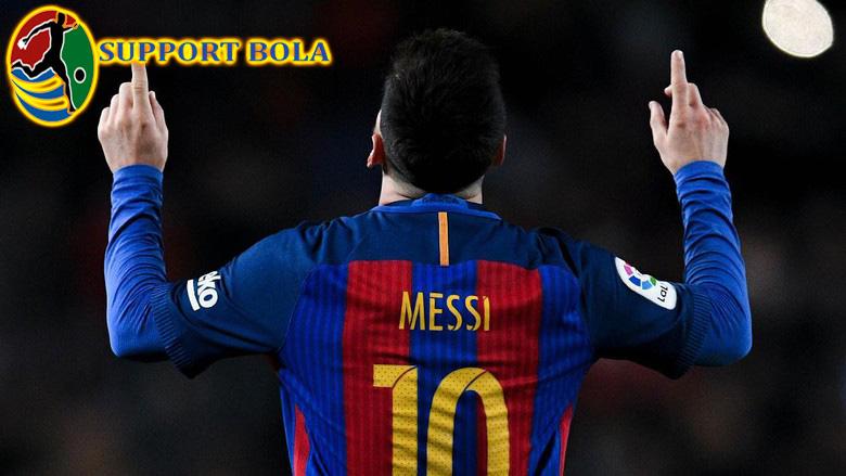 Neymar Dan Suarez Sudah Dapatkan Kontrak Baru, Lionel Messi Kapan?