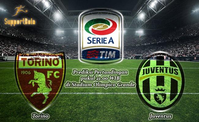 Pertandingan Torino vs Juventus 11 Desember 2016 (Serie A)