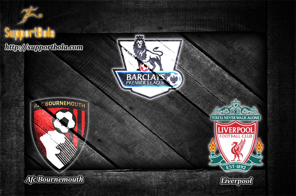 Prediksi AFC Bournemouth vs Liverpool 4 Desember 2016 (Liga Inggris)