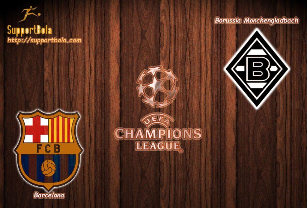 Prediksi Barcelona vs Borussia Monchengladbach 7 Desember (Liga Champion)