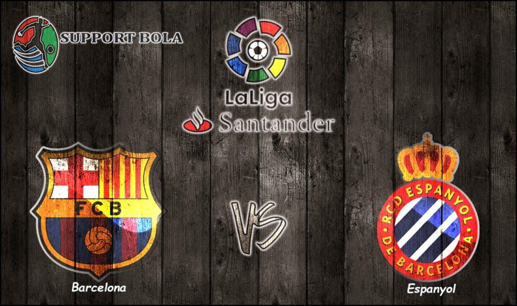 Prediksi Barcelona vs Espanyol 19 Desember (La Liga Santander)