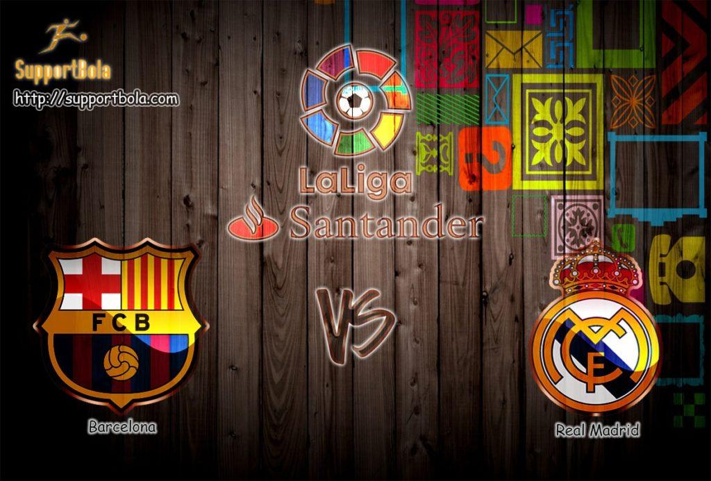 Prediksi Barcelona vs Real Madrid 3 Desember 2016 ( La Liga Santander)