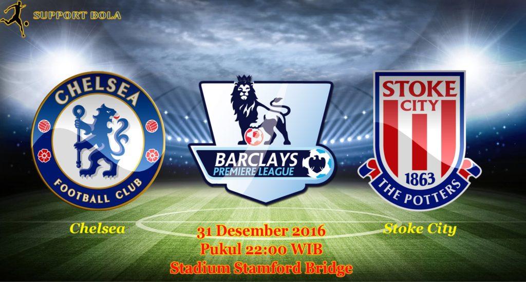 Prediksi Chelsea Vs Stoke City (Liga Inggris) 31 Desember 2016