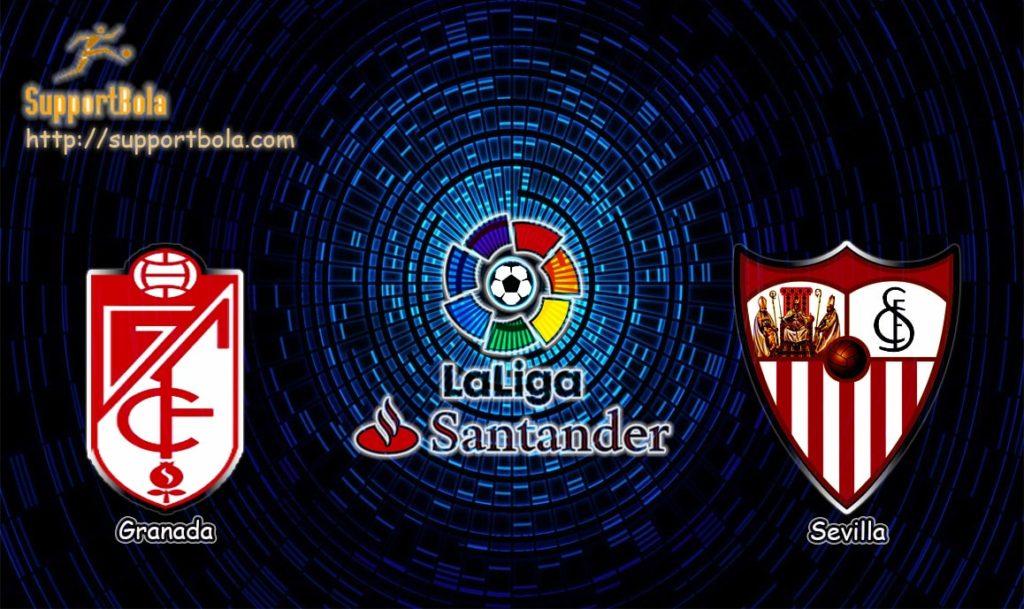 Prediksi Granada vs Sevilla 3 Desember 2016 (La Liga Santander)