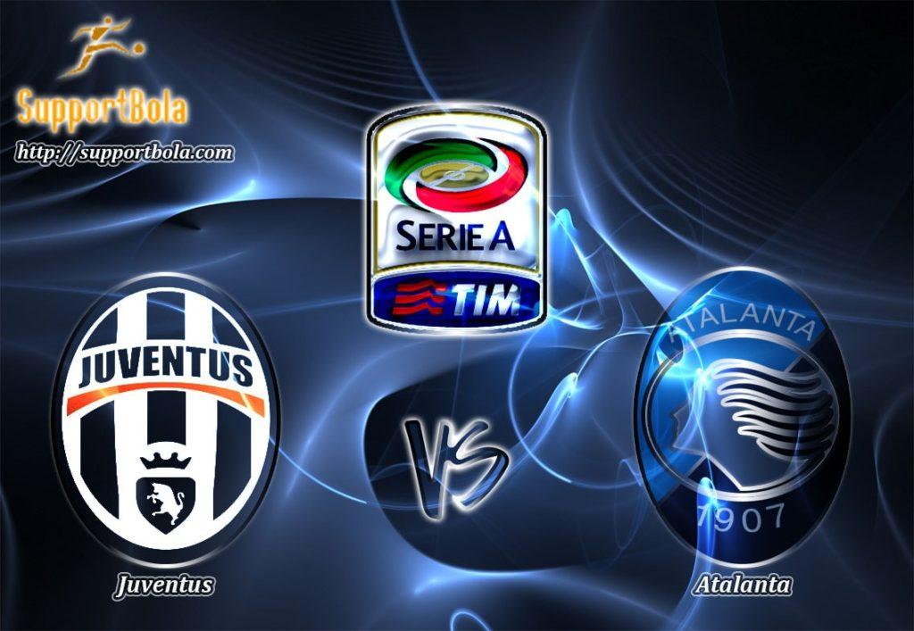 Prediksi Juventus vs Atalanta 4 Desember 2016 (Serie A)