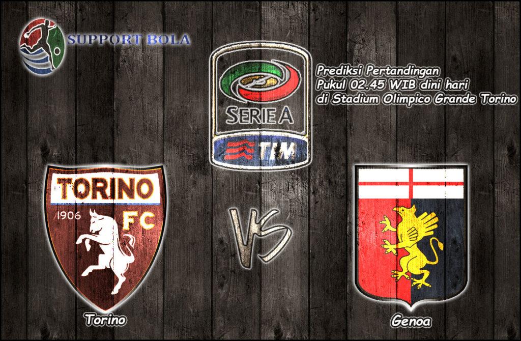 Prediksi Torino vs Genoa 22 Desember 2016 (Serie A)
