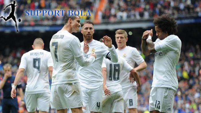 Real Madrid Masih Jauh Dari Namanya Titel Juara La Liga