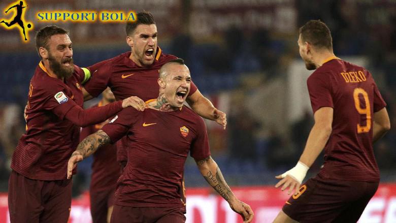 Setelah Dikalahkan Juve, Roma Siap Melakukan Pelampiasan Ke Chievo