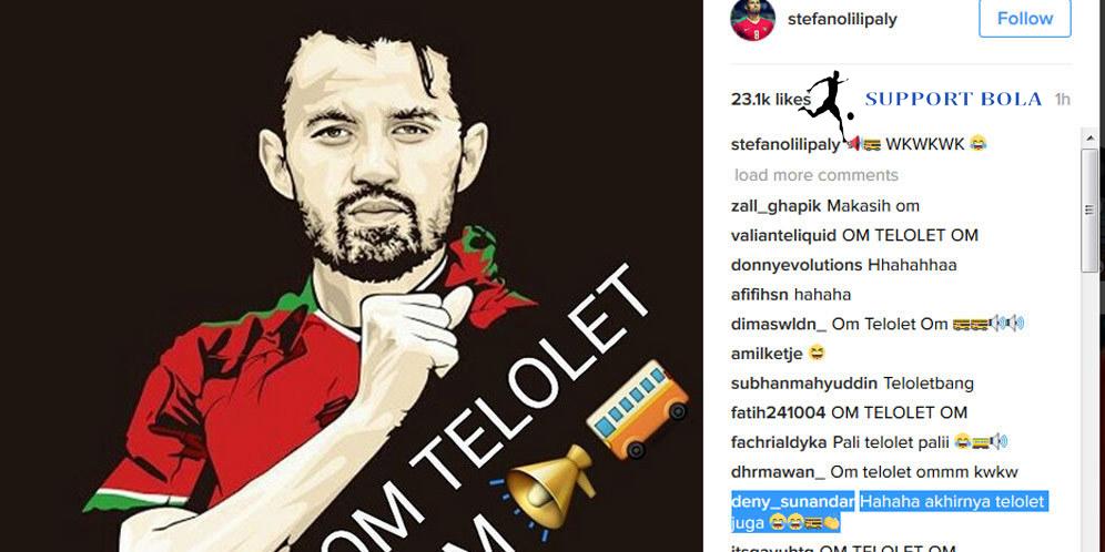 """""""OM TELOLET OM"""" Viral Di Medsos Tidak Ketinggalan Lilipaly Juga Ikutan"""