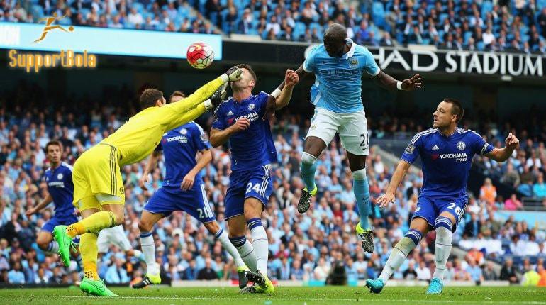 Tidak ada Perlawanan, City Kalah Telak dari Chelsea