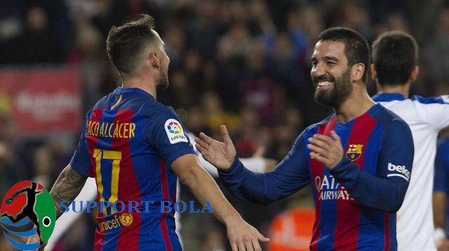 Hasil Akhir Barcelona VS Hercules Berakhir Dengan Skor 7-0