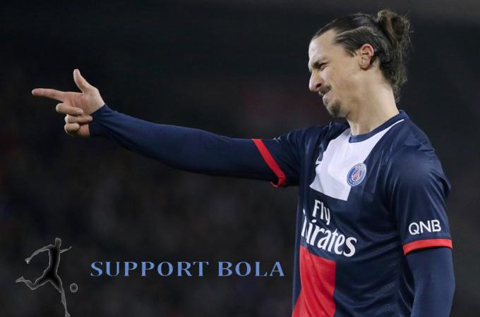 """""""Perginya Ibrahimovic Kali Ini Bagus Untuk Liga Prancis,""""ungkap Mourinho"""