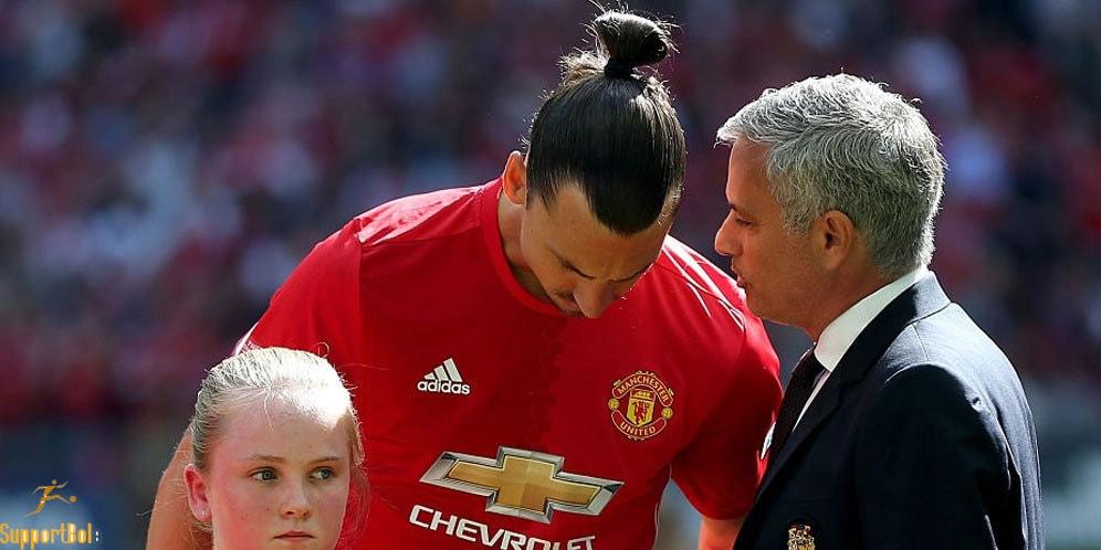 Untuk Saat Ini Mourinho Mengaku MU Sanggat Berbeda Dari Yang Dulu