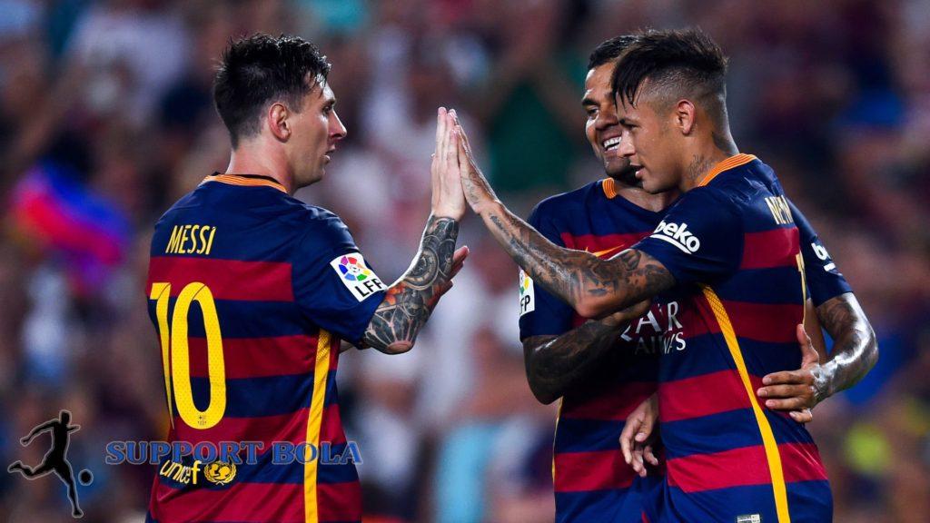 Neymar Sangat Berharap Kepada Komitmen Messi Di Barca