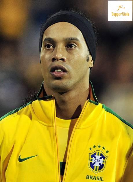 Ronaldinho : Saya Siap Dan Bersedia Bermain Untuk Chapecoense