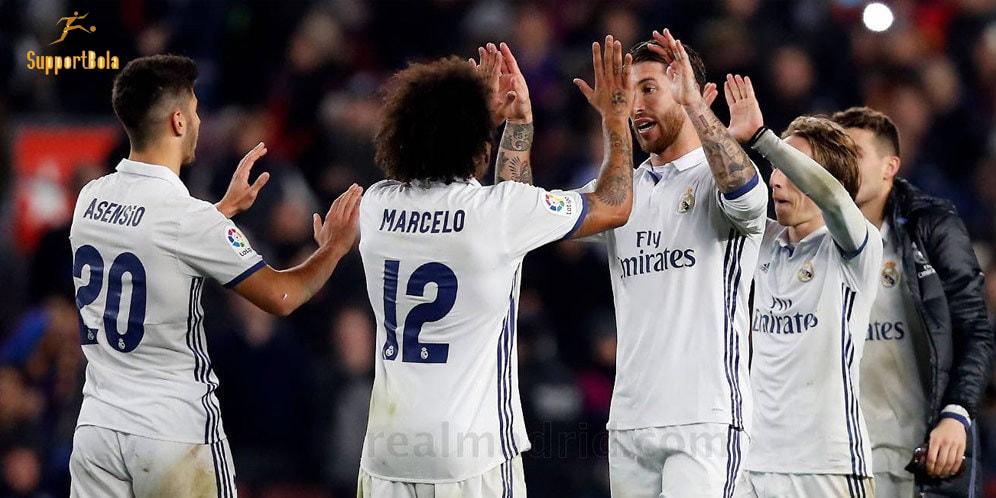 Real Madrid Mampu Tembus Era Beenhakker Dengan Total 34 Laga Tak Terkalahkan