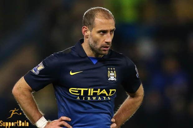 Pablo Zabaleta : City Harus Bisa Bangkit Ketika Bertemu Leicester