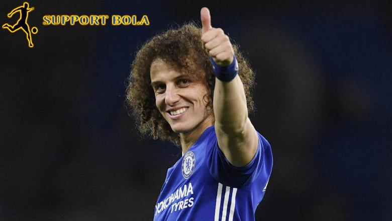 David Luiz Ingin Bertekad Akhiri Penasaran Gelar Juara Premier League