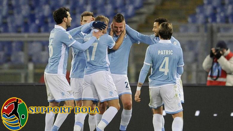 Taklukkan Genoa, Lazio Bertemu Inter di Perempatfinal