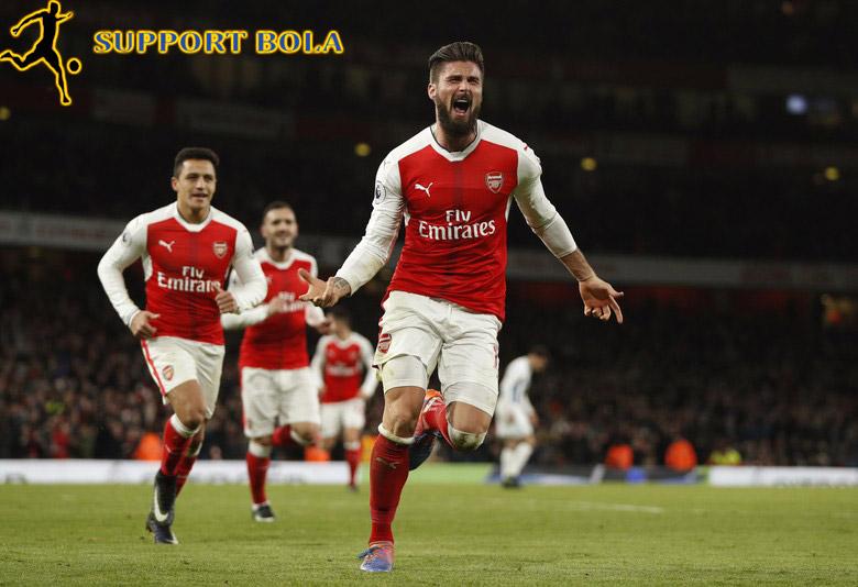 Premier League, Gelar Yang Paling Diminati Giroud