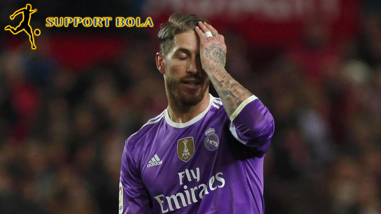 Cetak Gol Bunuh Diri, Ramos Dibela Sang Pelatih