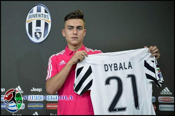 Di Incar Raksasa La Liga, Juventus Perpanjang Kontrak Paulo Dybala