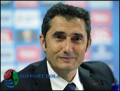 Digosipkan Akan Di Ganti Dengan Ernesto Valverde, Enrique Santai Saja