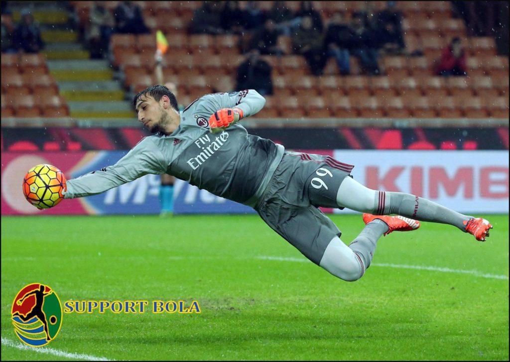 Habiskan 40 Juta Euro, Juventus Tidak Keberatan Untuk Membeli Donnarumma